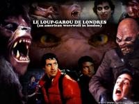 wallpaper  Le Loup-garou de Londres 45358