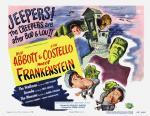 wallpapers Deux nigauds contre Frankenstein