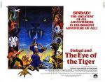 wallpapers Sinbad et l'oeil du tigre