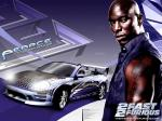 wallpaper  2 Fast 2 Furious 1