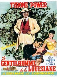 Poster Le Gentilhomme de la Louisiane 13043
