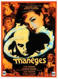 Poster Manèges 5864