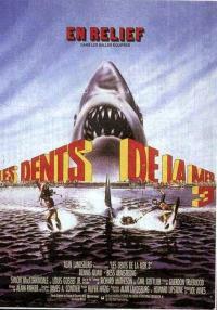Poster Les Dents de la mer 3 2664