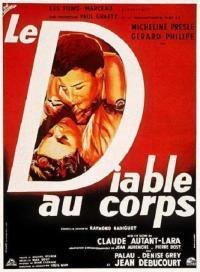 Poster Le Diable au corps 5334