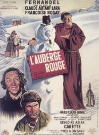 affiche  L'Auberge rouge 5252