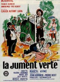 Poster La Jument verte 8344