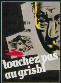 Poster Touchez pas au grisbi 6649