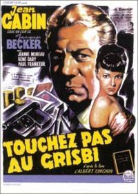 affiche  Touchez pas au grisbi 8702