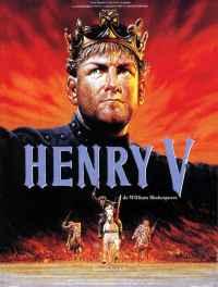 Poster Henry V 8166