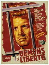 Poster Les D�mons de la libert� 10882