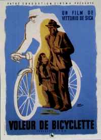 Poster Le Voleur de bicyclette 6724
