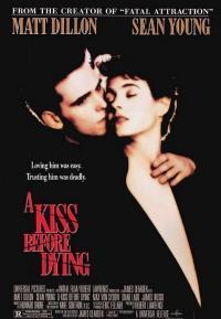 affiche  Un baiser avant de mourir 9627