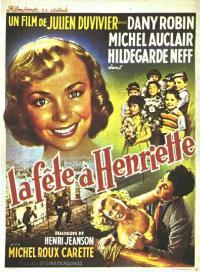 Poster La Fête à Henriette 7971
