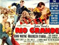 affiche  Rio Grande 8675