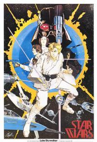 Poster La Guerre des Étoiles 11543