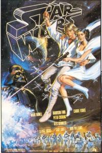affiche  La Guerre des Étoiles 11544