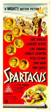 affiche  Spartacus 13265