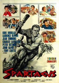 affiche  Spartacus 13266