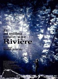 Poster Et au milieu coule une rivière 2902