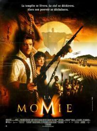 affiche  La Momie 3766