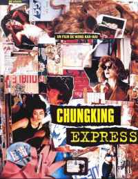 Poster Chungking Express 3016