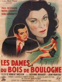 poster  Les Dames du bois de Boulogne 8004