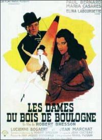 Poster Les Dames du bois de Boulogne 3157