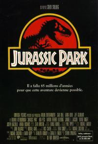 Poster Jurassic Park 3555