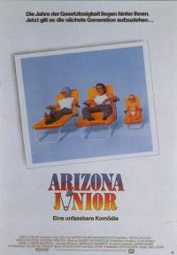 affiche  Arizona Junior 9978
