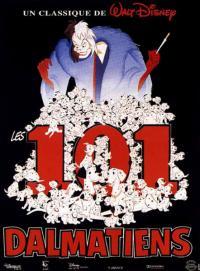 Poster Les 101 dalmatiens 5518