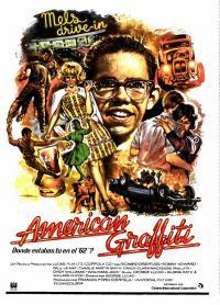 affiche  American graffiti 9893