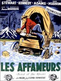 affiche  Les Affameurs 6856