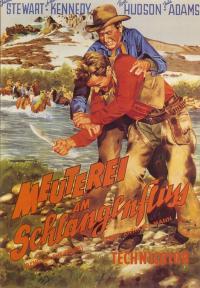 Poster Les Affameurs 9827