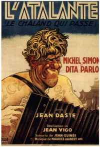 L'Atalante R1980s French Grande Poster | Posteritati Movie ...