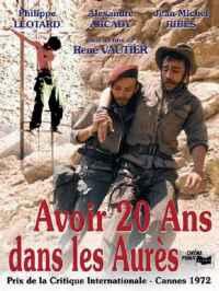 affiche Avoir vingt ans dans les Aurès 10026