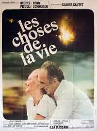 Poster Les Choses de la vie 7730