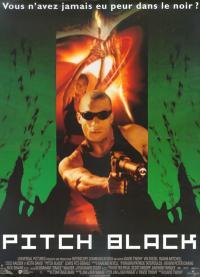 Poster Pitch black 8983