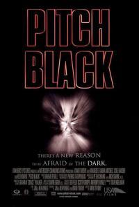 affiche  Pitch black 13575