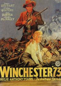 Poster Winchester 73 12979