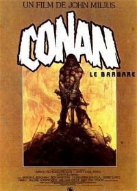 Poster Conan le Barbare 24260