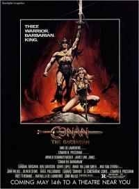 affiche  Conan le Barbare 24261