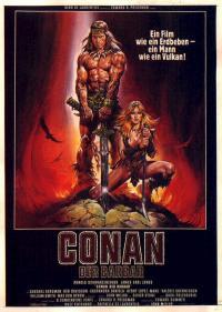 affiche  Conan le Barbare 24262