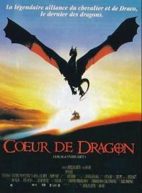 Poster Coeur de dragon 24272