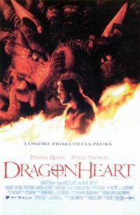 affiche  Coeur de dragon 24275