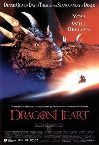 Poster Coeur de dragon 24276