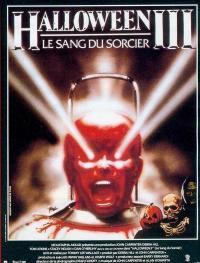 Poster Halloween 3 : le Sang du sorcier 24393